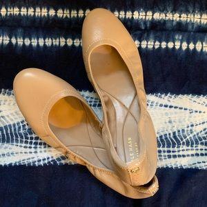 Cole Haan Nude Ballet Flat